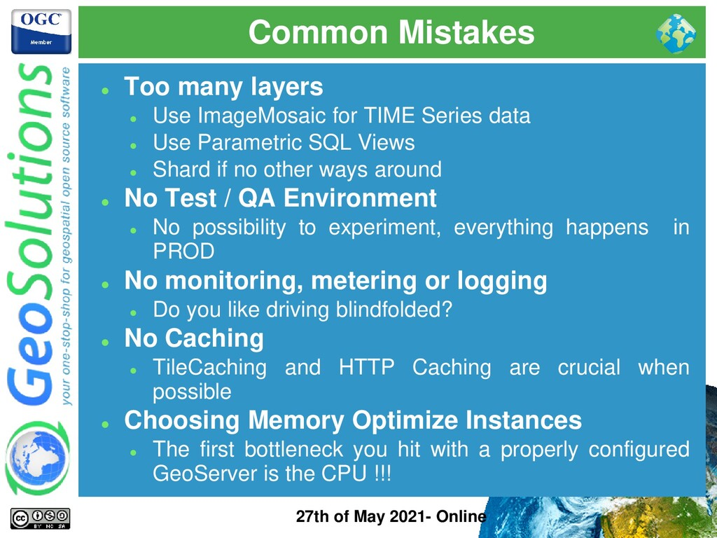 Common Mistakes 27th of May 2021- Online ⚫ Too ...