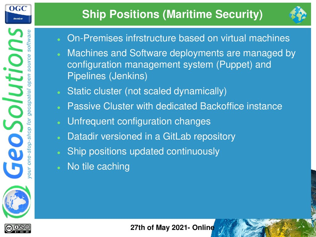 Ship Positions (Maritime Security) 27th of May ...