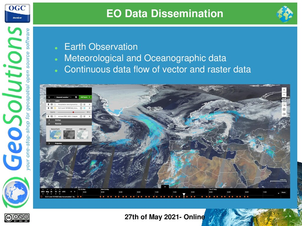 EO Data Dissemination 27th of May 2021- Online ...