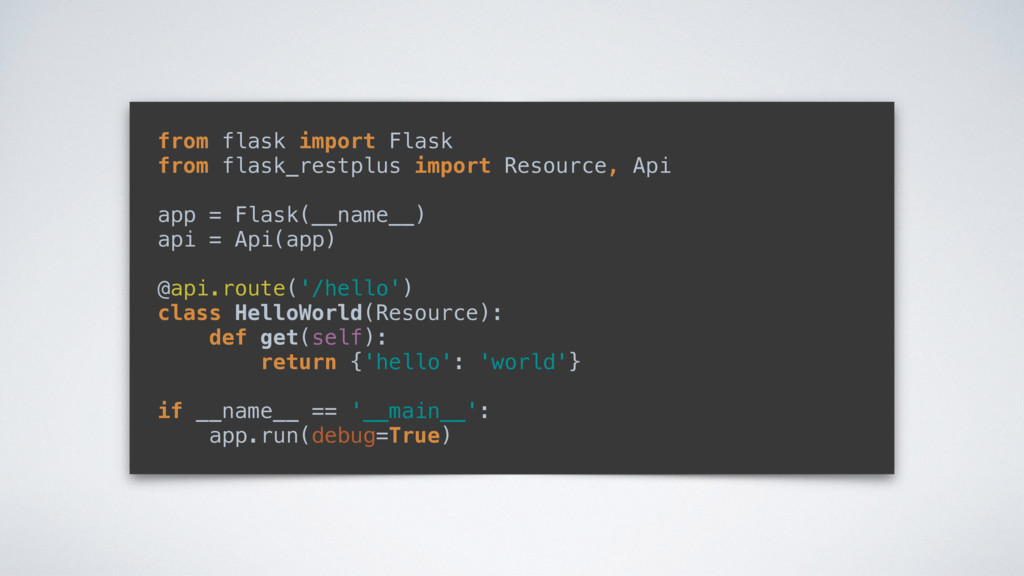 from flask import Flask from flask_restplus im...
