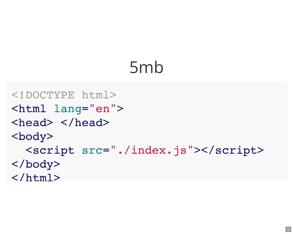 """5mb <!DOCTYPE html> <html lang=""""en""""> <head> </h..."""