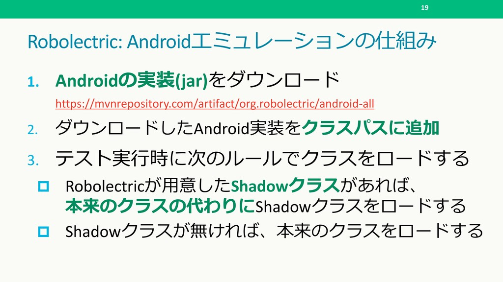 Robolectric: Android!,)