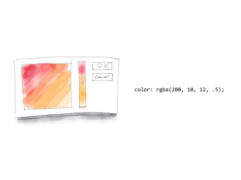 color: rgba(200, 10, 12, .5);