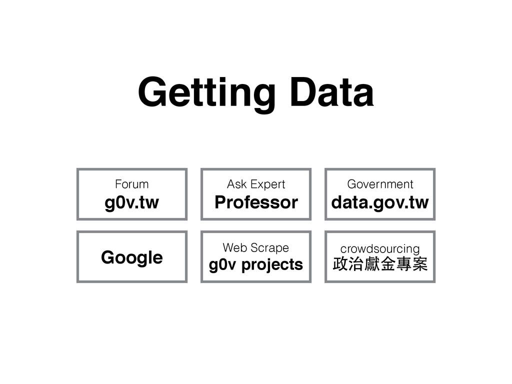 Forum g0v.tw Ask Expert Professor Government da...