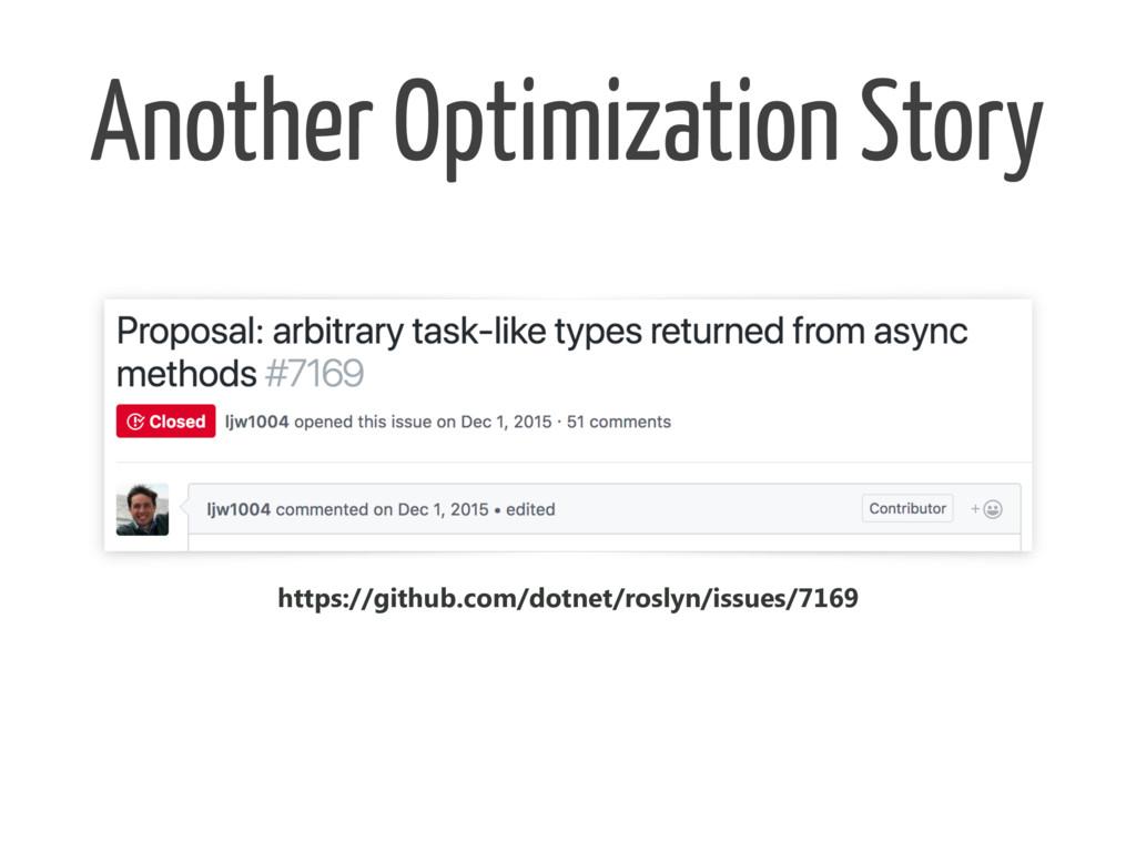 Another Optimization Story https://github.com/d...