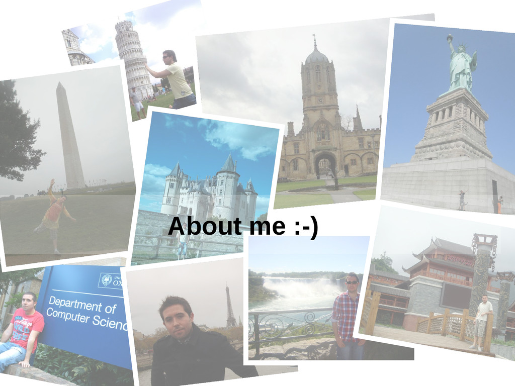 About me :-)