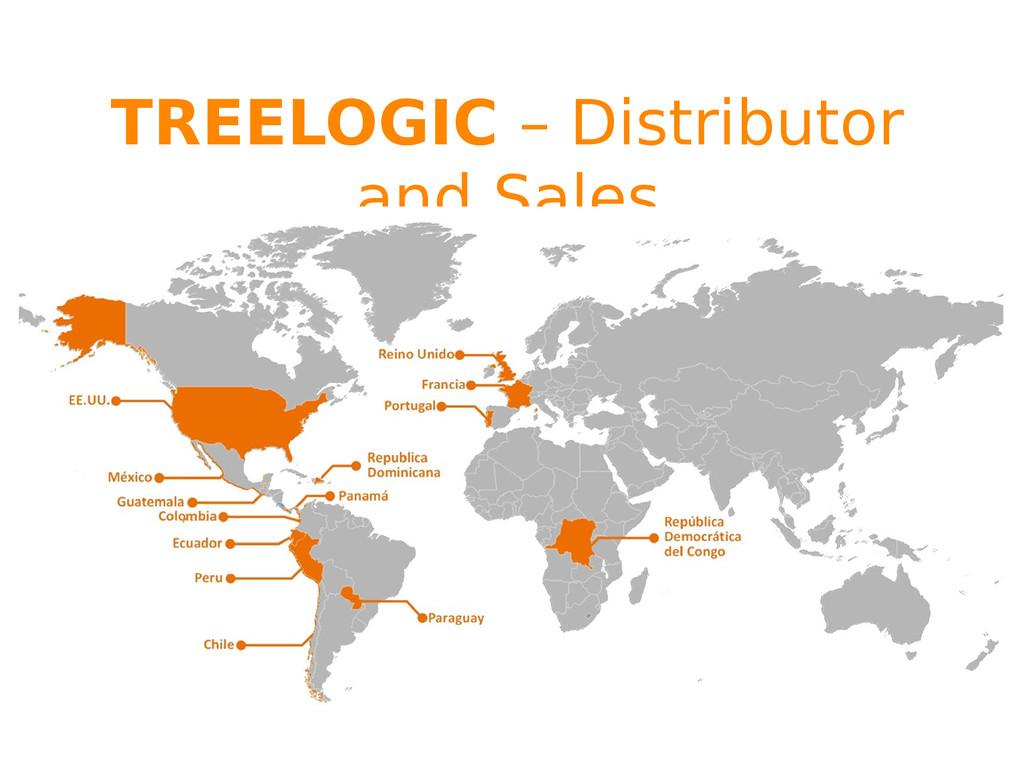 TREELOGIC – Distributor and Sales