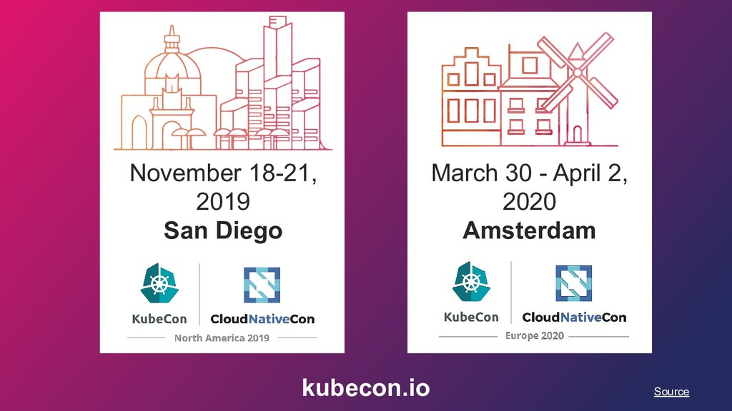 November 18-21, 2019 San Diego March 30 - April...