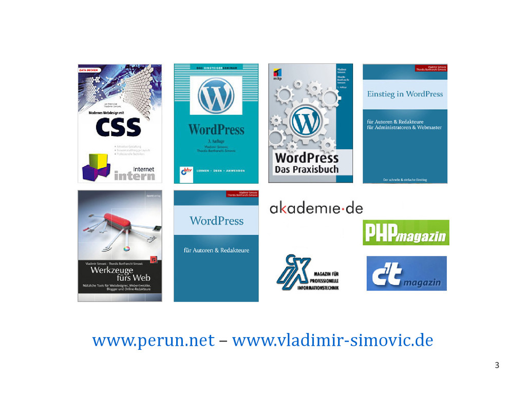 3 www.perun.net – www.vladimir-simovic.de