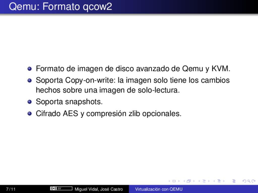 Qemu: Formato qcow2 Formato de imagen de disco ...
