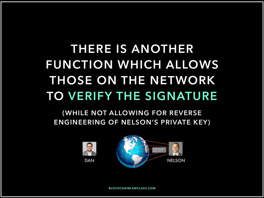 THERE IS ANOTHER FUNCTION WHICH ALLOWS THOSE ON...