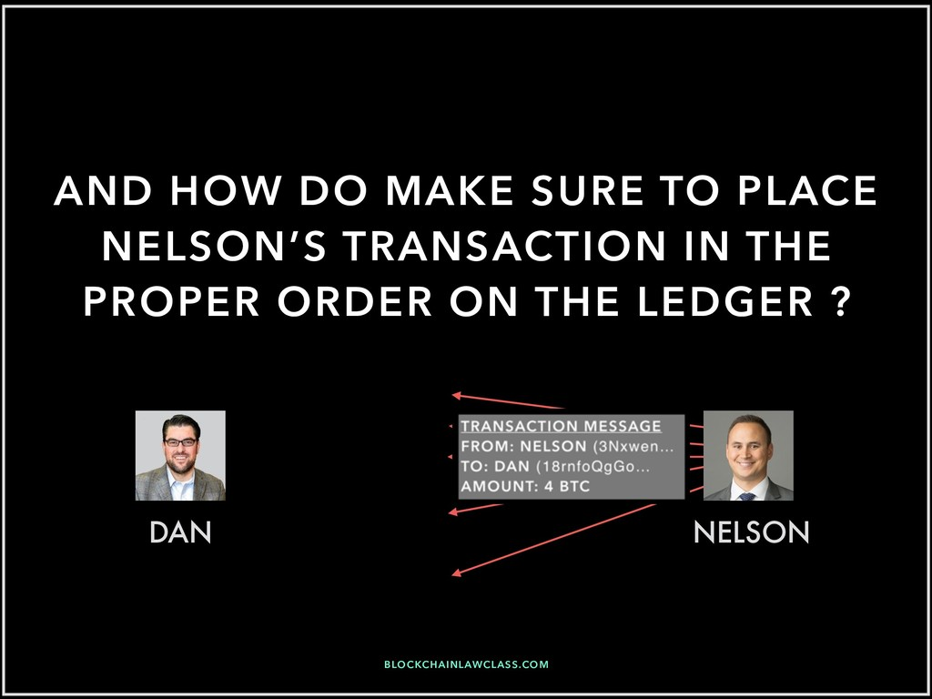 NELSON AND HOW DO MAKE SURE TO PLACE NELSON'S T...
