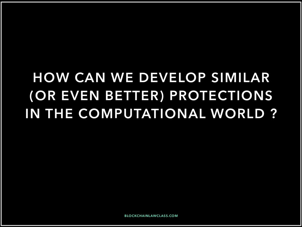 HOW CAN WE DEVELOP SIMILAR (OR EVEN BETTER) PRO...