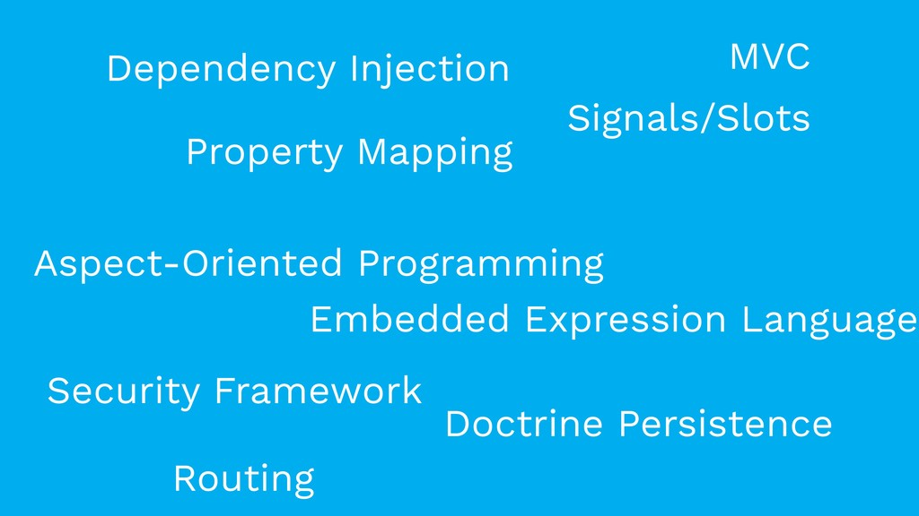 Dependency Injection MVC Aspect-Oriented Progra...