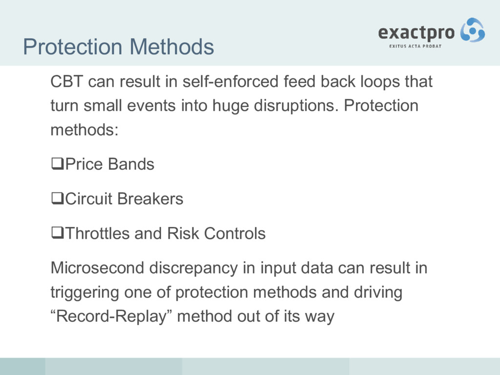 Protection Methods CBT can result in self-enfor...