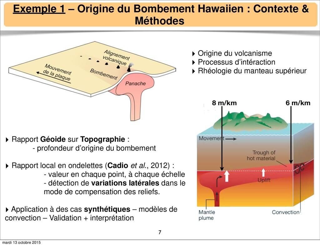 7 ‣ Origine du volcanisme ‣ Processus d'intérac...