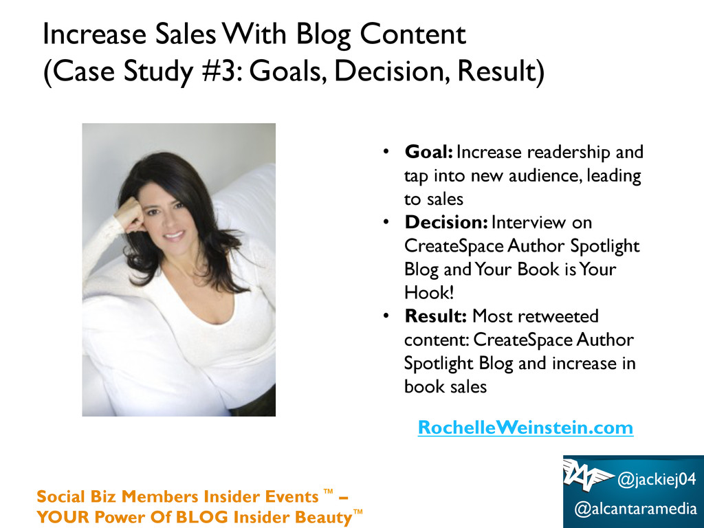 Increase Sales With Blog Content (Case Study #3...