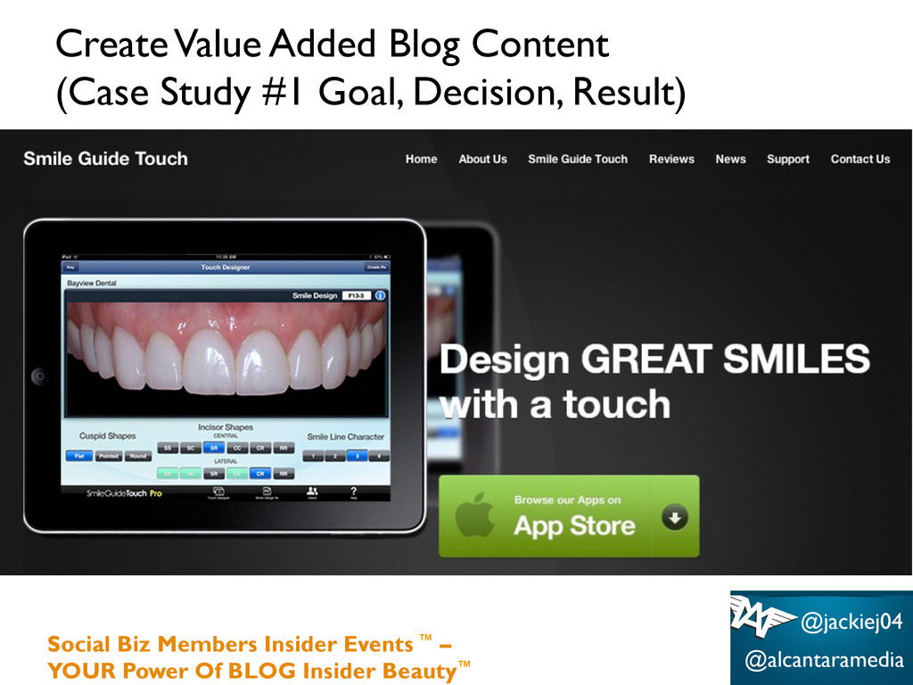 Create Value Added Blog Content (Case Study #1 ...