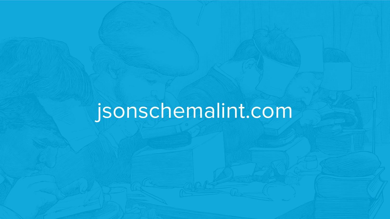 jsonschemalint.com