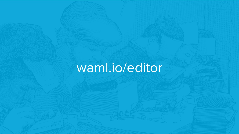 waml.io/editor