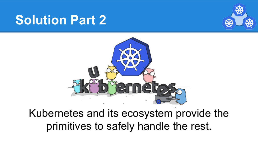 Solution Part 2 Kubernetes and its ecosystem pr...