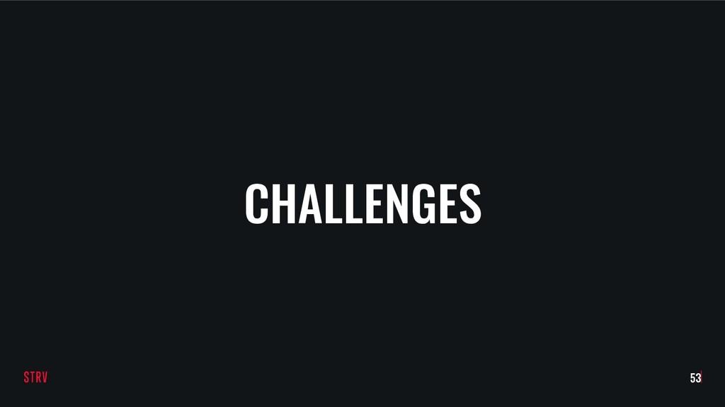 CHALLENGES 53