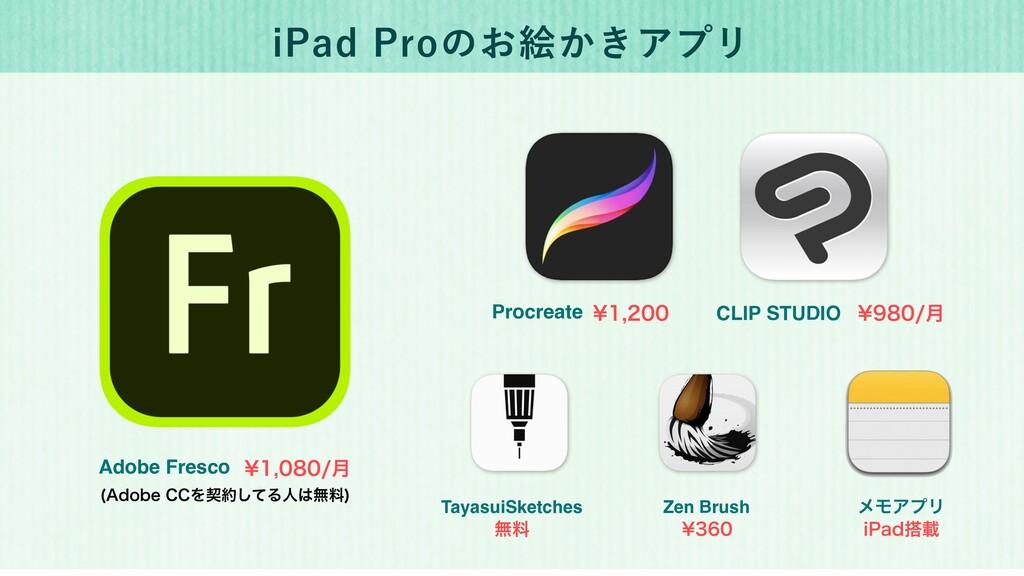 J1BE1SPͷ͓ֆ͔͖ΞϓϦ Procreate CLIP STUDIO TayasuiS...