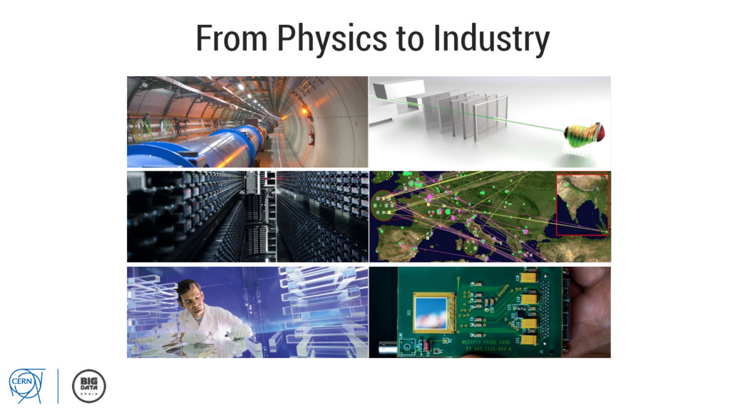 From Physics to Industry