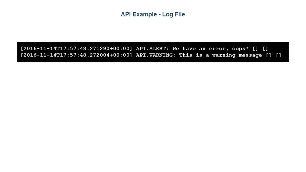 API Example - Log File [2016-11-14T17:57:48.271...