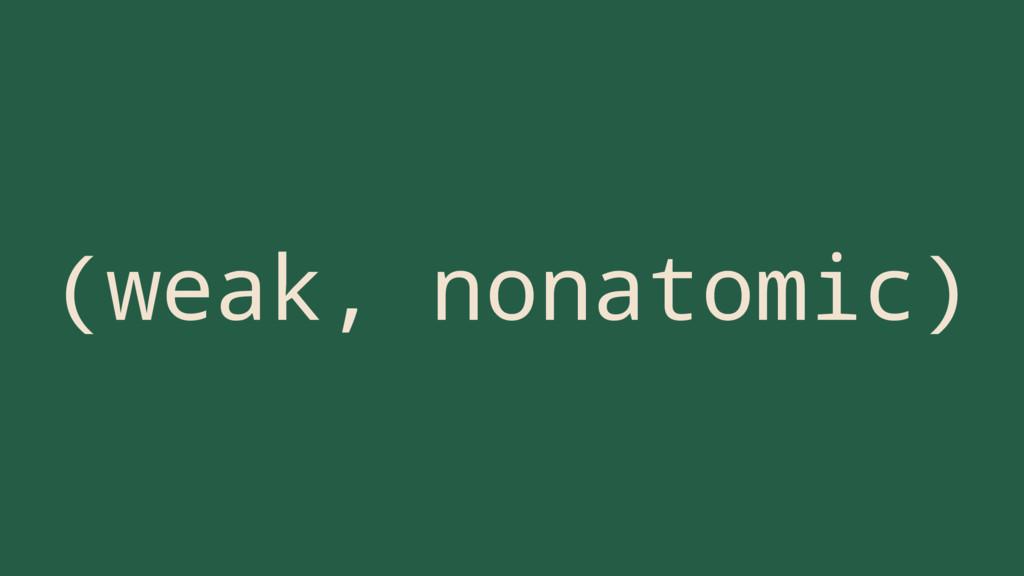 (weak, nonatomic)