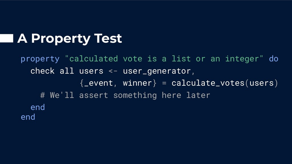 """A Property Test property """"calculated vote is a ..."""