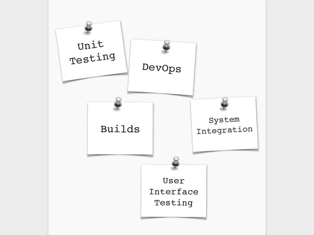 User Interface Testing Builds DevOps System Int...
