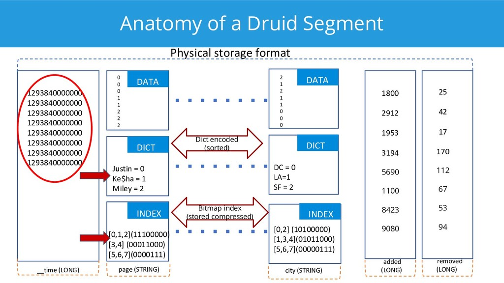 page (STRING) Anatomy of a Druid Segment Physic...
