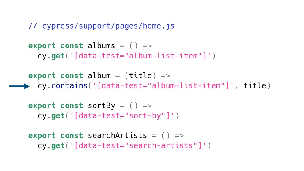 // cypress/support/pages/home.js export const a...
