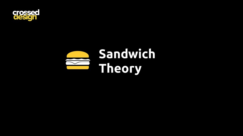 Sandwich Theory