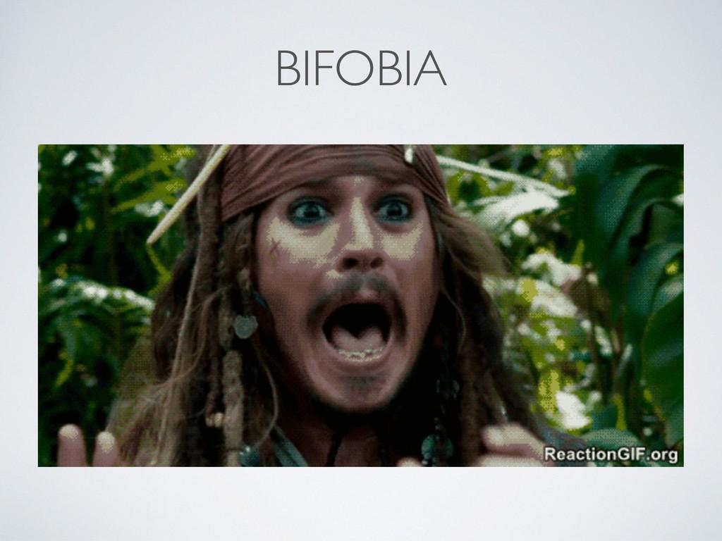 BIFOBIA