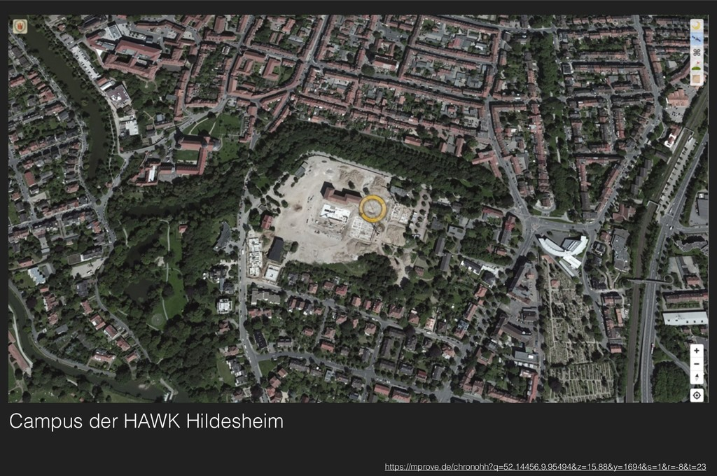 Campus der HAWK Hildesheim https://mprove.de/ch...