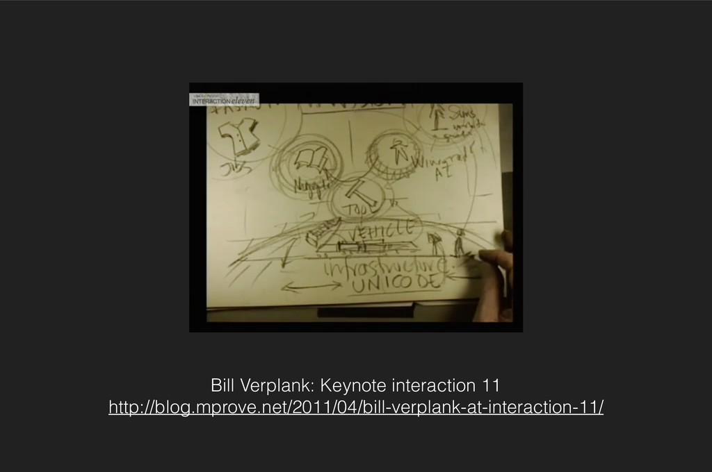 Bill Verplank: Keynote interaction 11 http://bl...