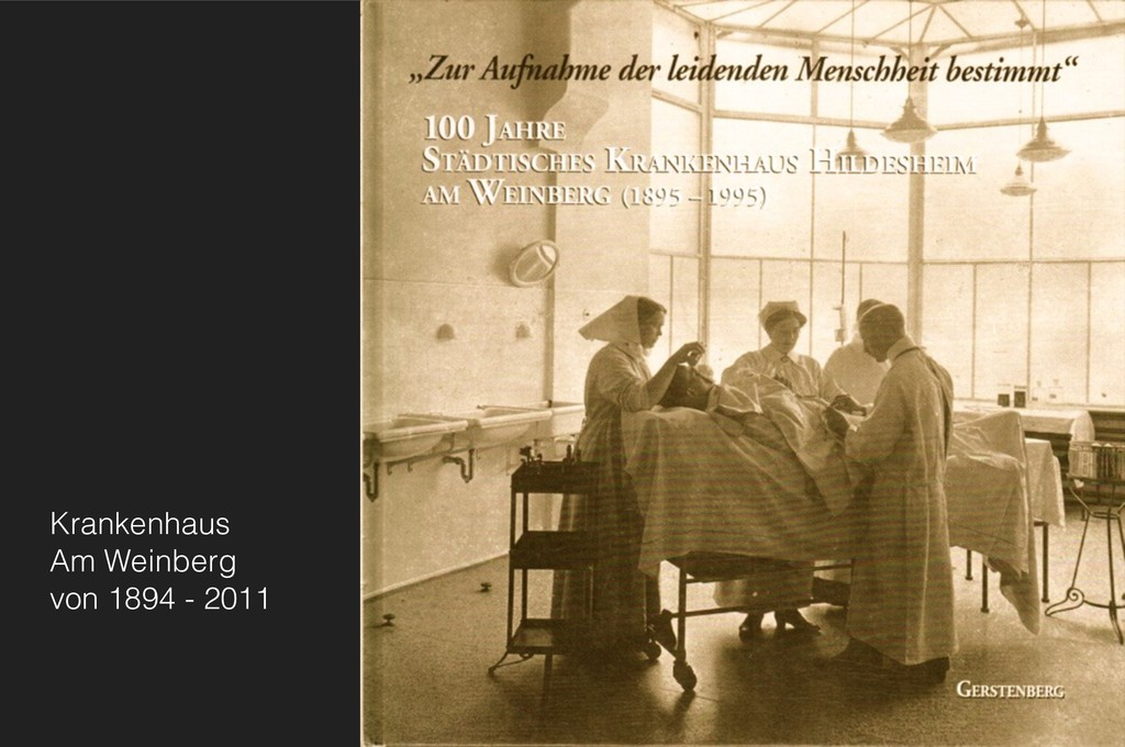 Krankenhaus Am Weinberg von 1894 - 2011 photo...