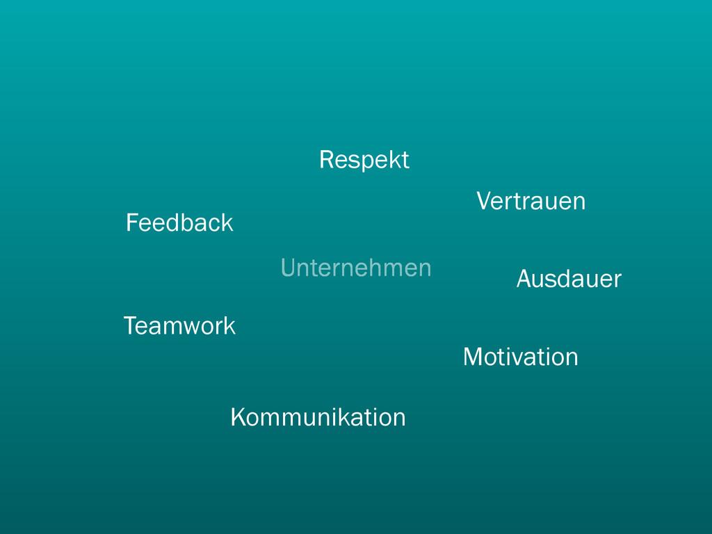 Unternehmen Respekt Vertrauen Teamwork Motivati...