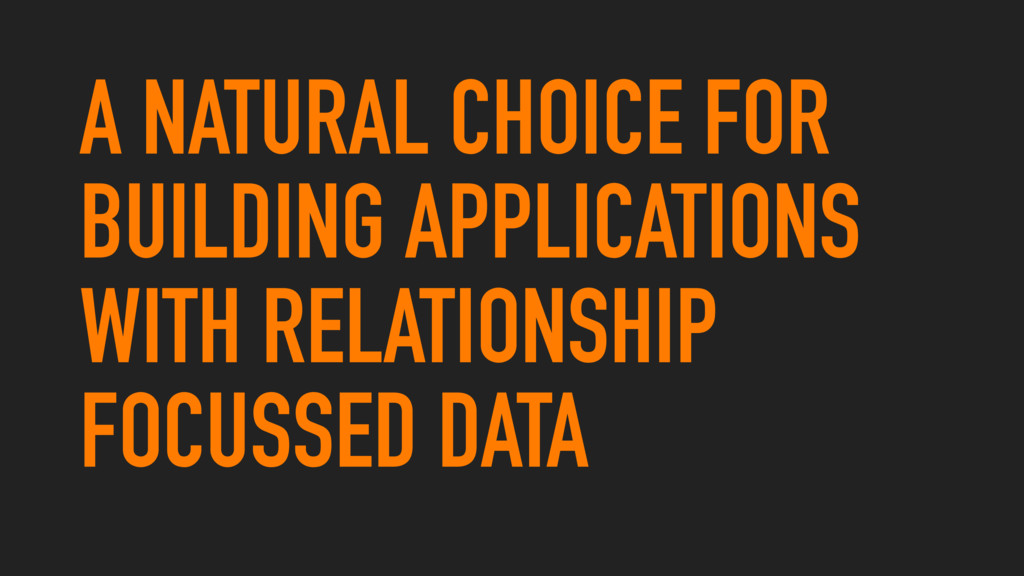 A NATURAL CHOICE FOR BUILDING APPLICATIONS WITH...