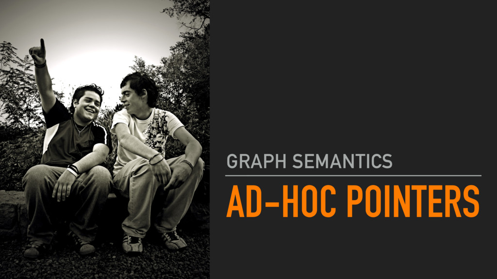 AD-HOC POINTERS GRAPH SEMANTICS