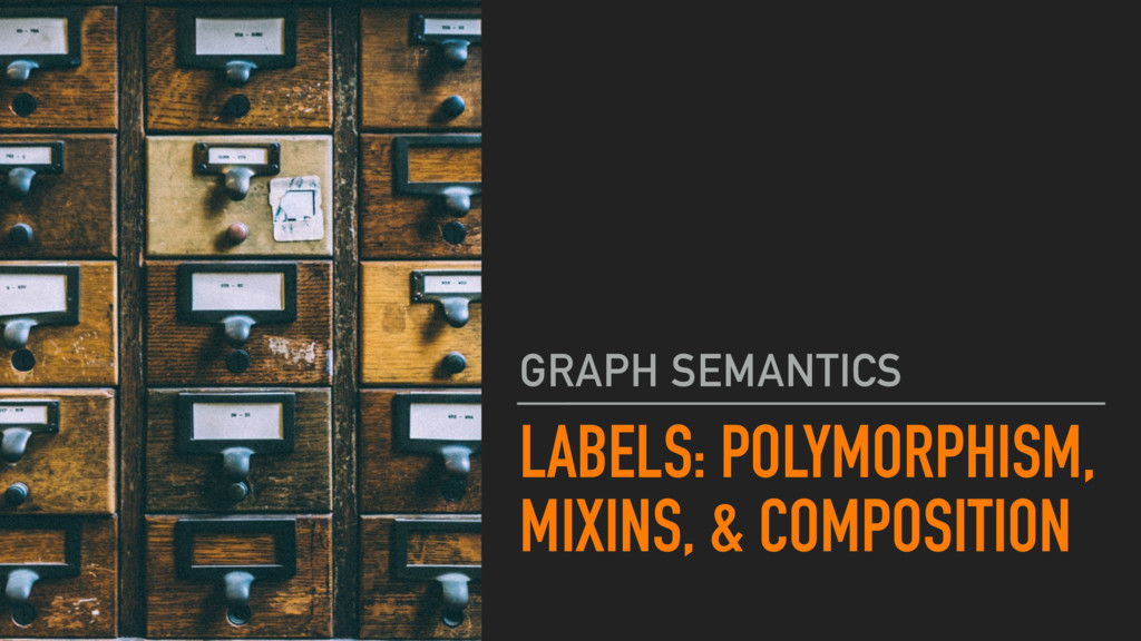 LABELS: POLYMORPHISM, MIXINS, & COMPOSITION GRA...