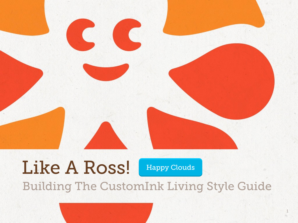 Building The CustomInk Living Style Guide Like ...