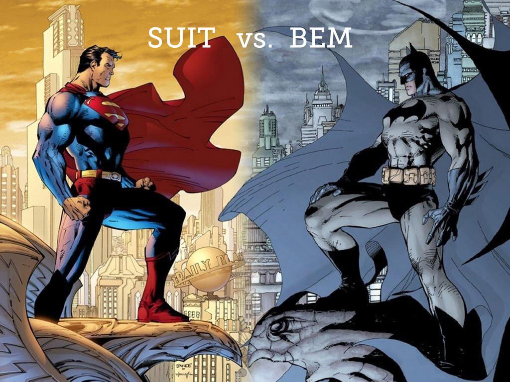 22 SUIT vs. BEM
