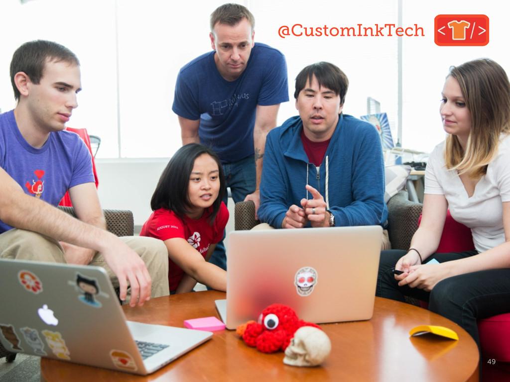 49 @CustomInkTech