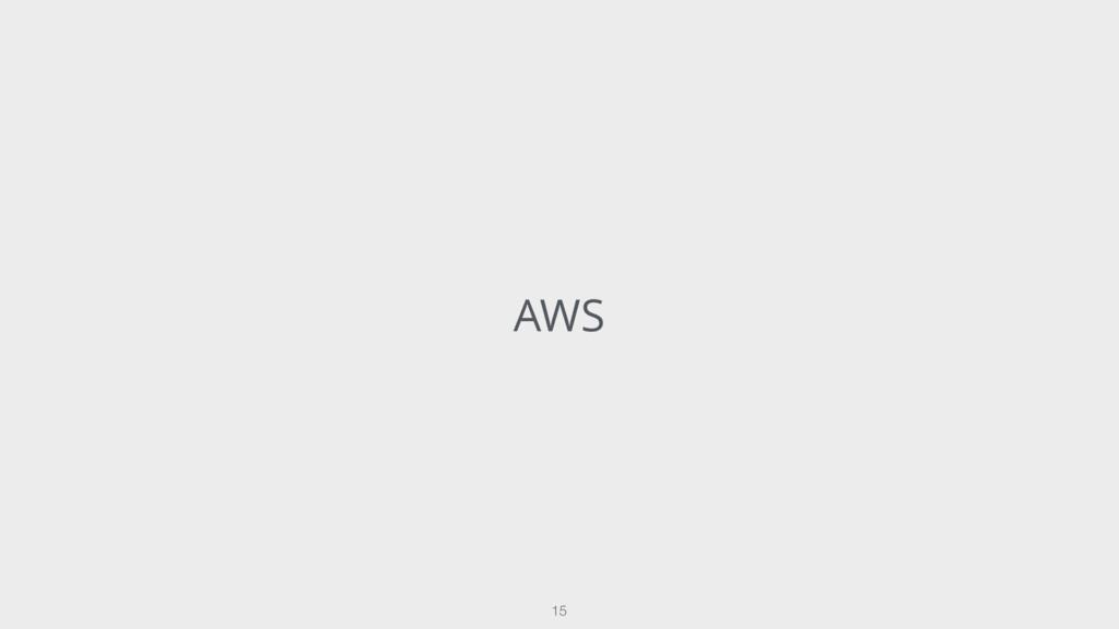 AWS 15