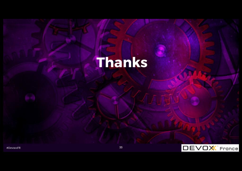 #DevoxxFR Thanks 33