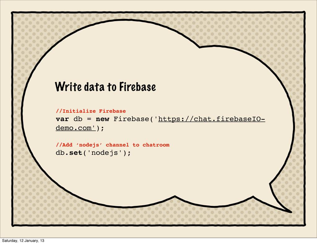 //Initialize Firebase var db = new Firebase('ht...