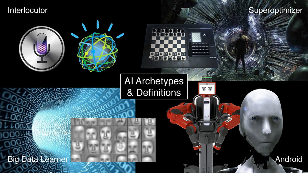 Interlocutor Superoptimizer Android AI Archetyp...